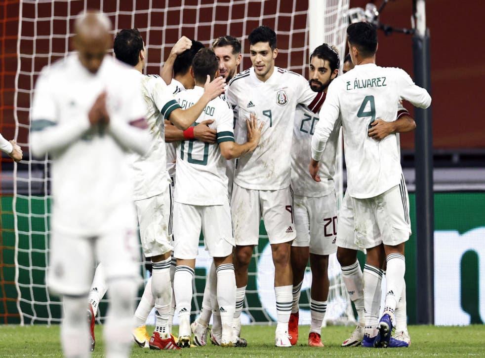 México regresará de su gira por Holanda con victoria y empate.