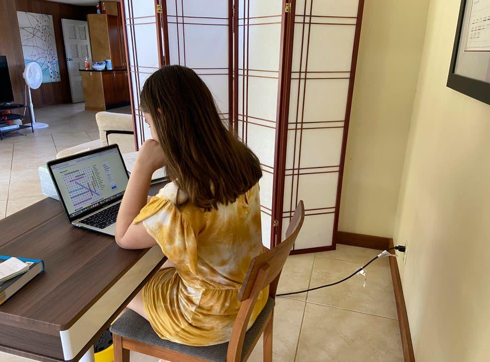 Virus Outbreak-Online Learning Complaints