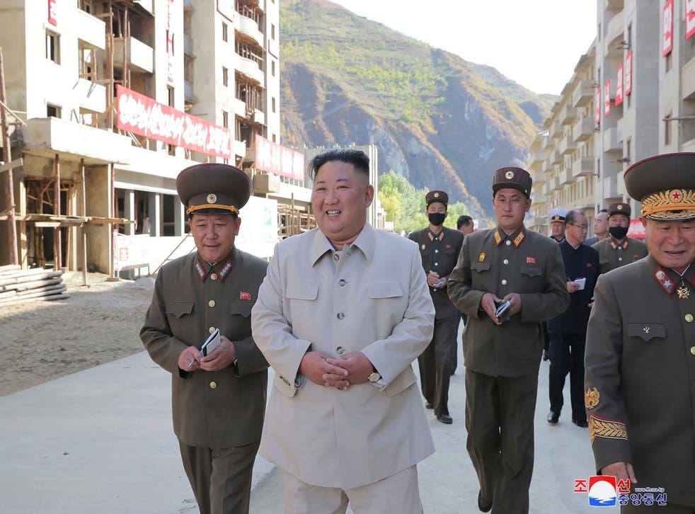 Kim Jon-un, líder supremo de la República Popular Democrática de Corea.