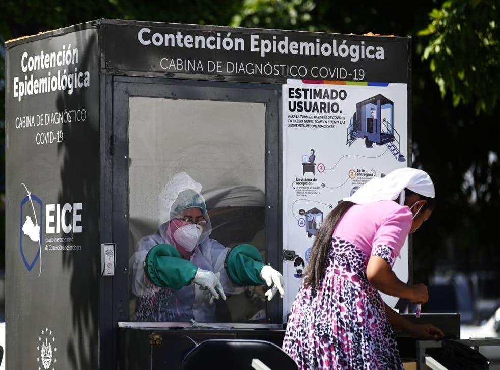 La decisión fue tomada luego de que se conociera que de 463 pruebas diagnósticas realizadas 110 resultaron positivas durante un tamizaje en Chalchuapa