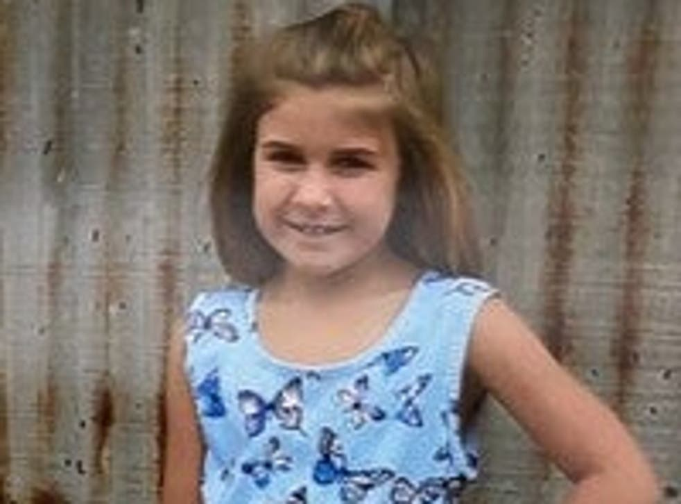 Eight-year-old Jaylin Anne Schwarz died after being forced to jump on a trampoline in extreme heat