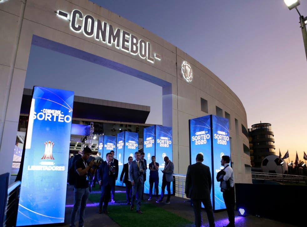 La Fiscalía helvética hizo lugar al reclamo de la Confederación Sudamericana de Fútbol.