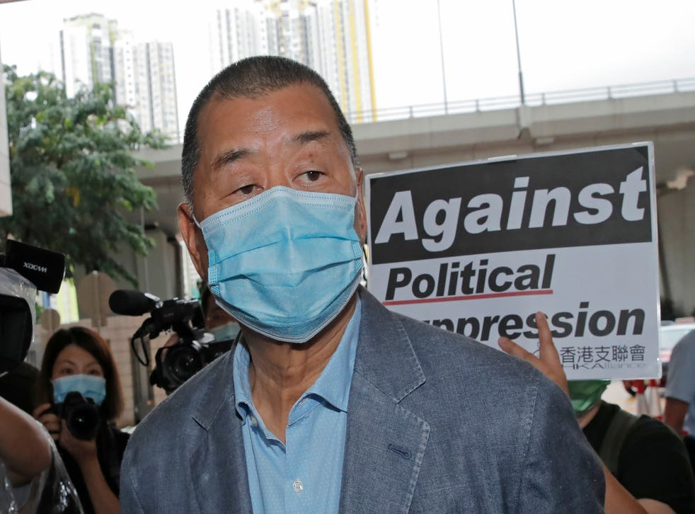 Hong Kong Jimmy Lai