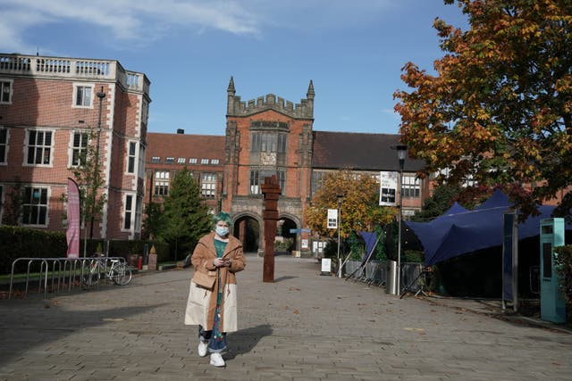 Newcastle University has seen hundreds of coronavirus cases since Freshers' Week