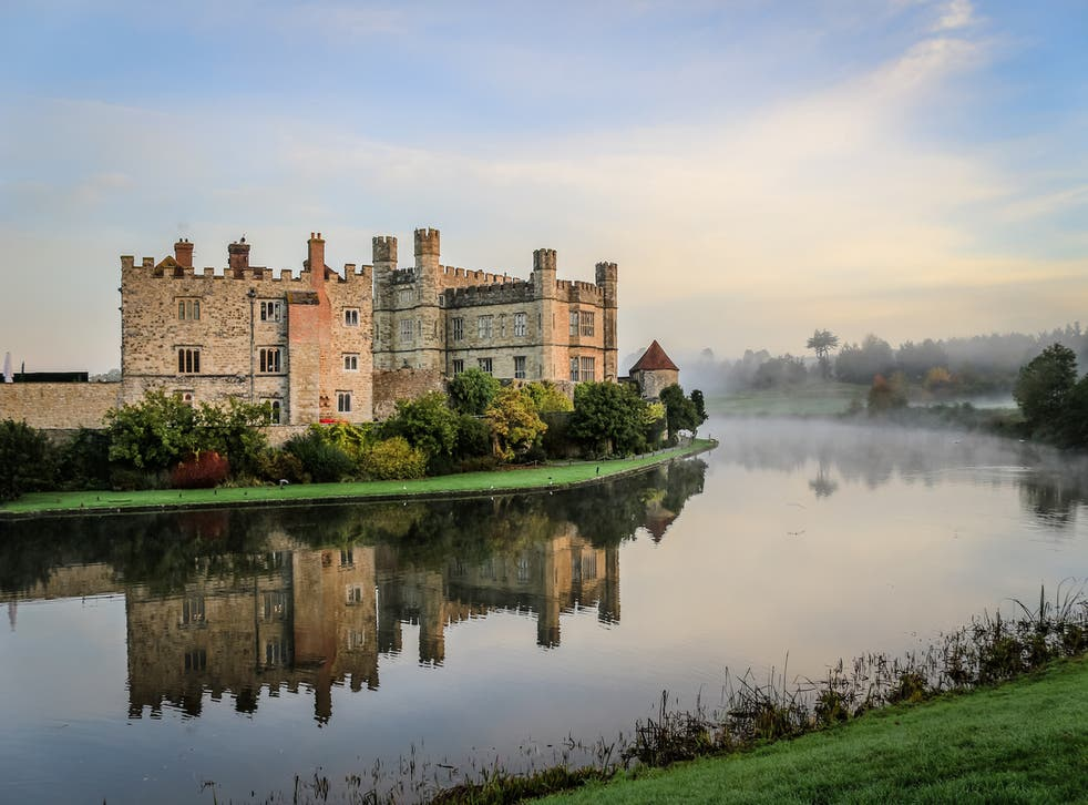 Leeds Castle is hosting some spooky events this half term