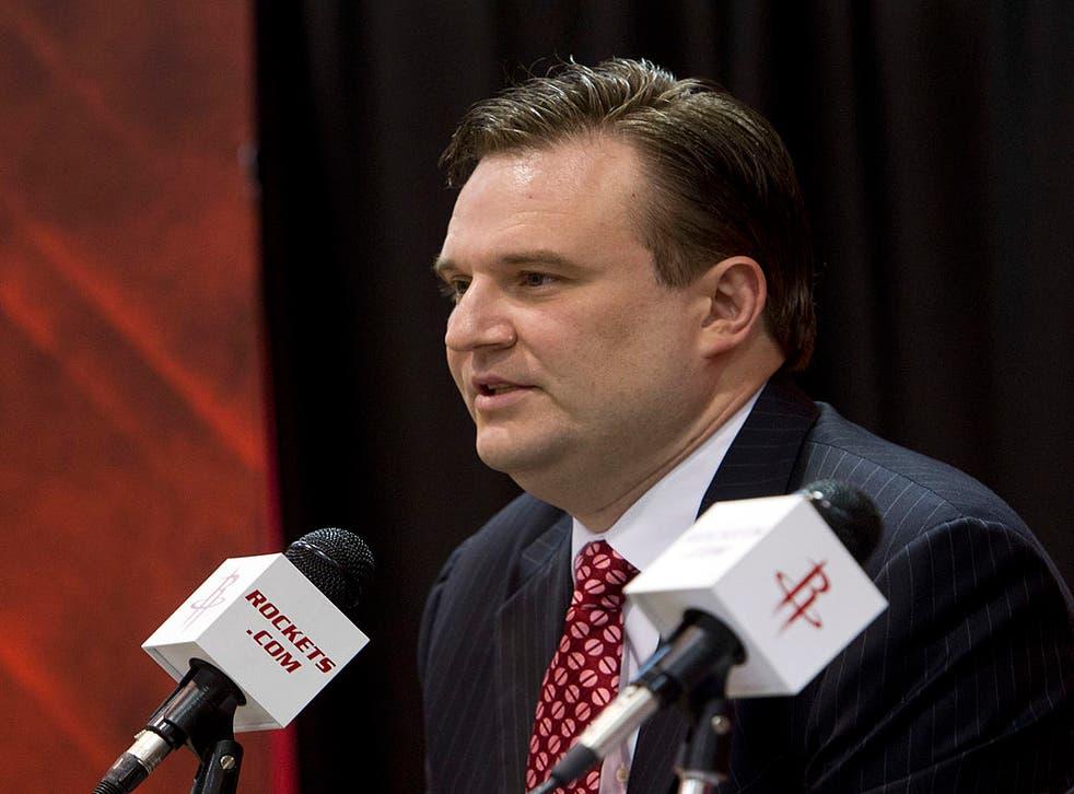 Los Rockets se clasificaron a los playoffs 10 veces desde que Morey fue contratado en 2007, incluyendo las últimas ocho temporadas.