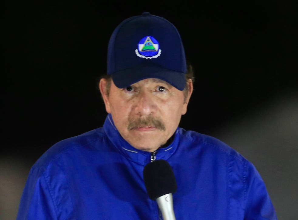 Nicaragua Foreign Agents