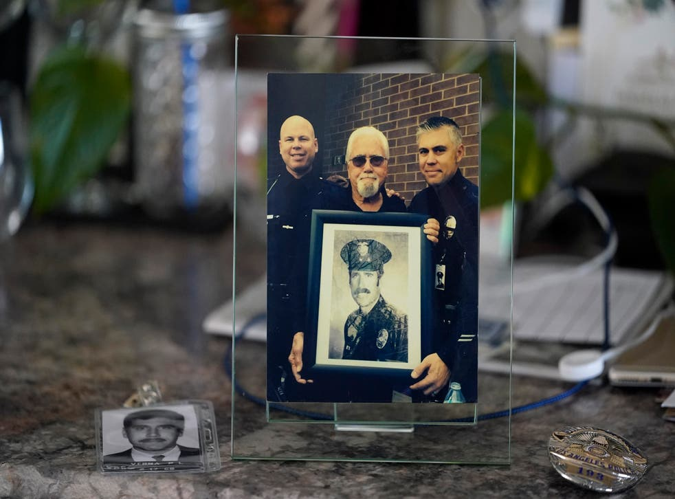 Officer Killed Conviction Overturned Family