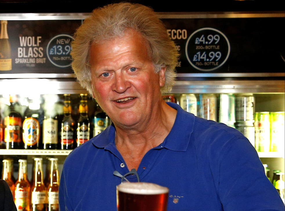 <p>JD Wetherspoon boss Tim Martin was a vocal supporter of Brexit </p>
