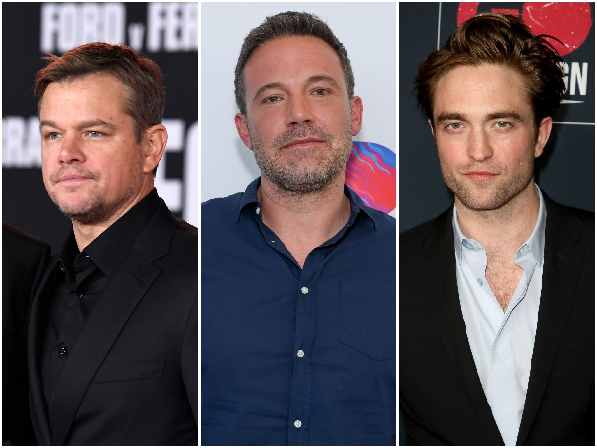 Image 'Robert Pattinson took your job': Matt Damon mocks Ben Affleck for losing Batman role