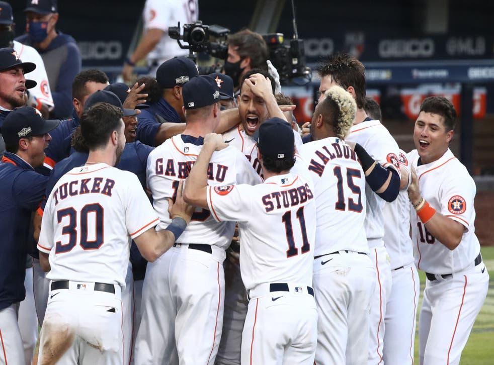 Este viernes, los  Astros buscarán empatar la serie ante los Rays en el sexto juego