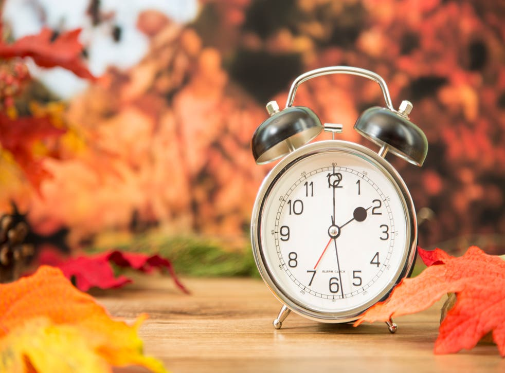 This is when daylight saving time ends in the US (Stock)