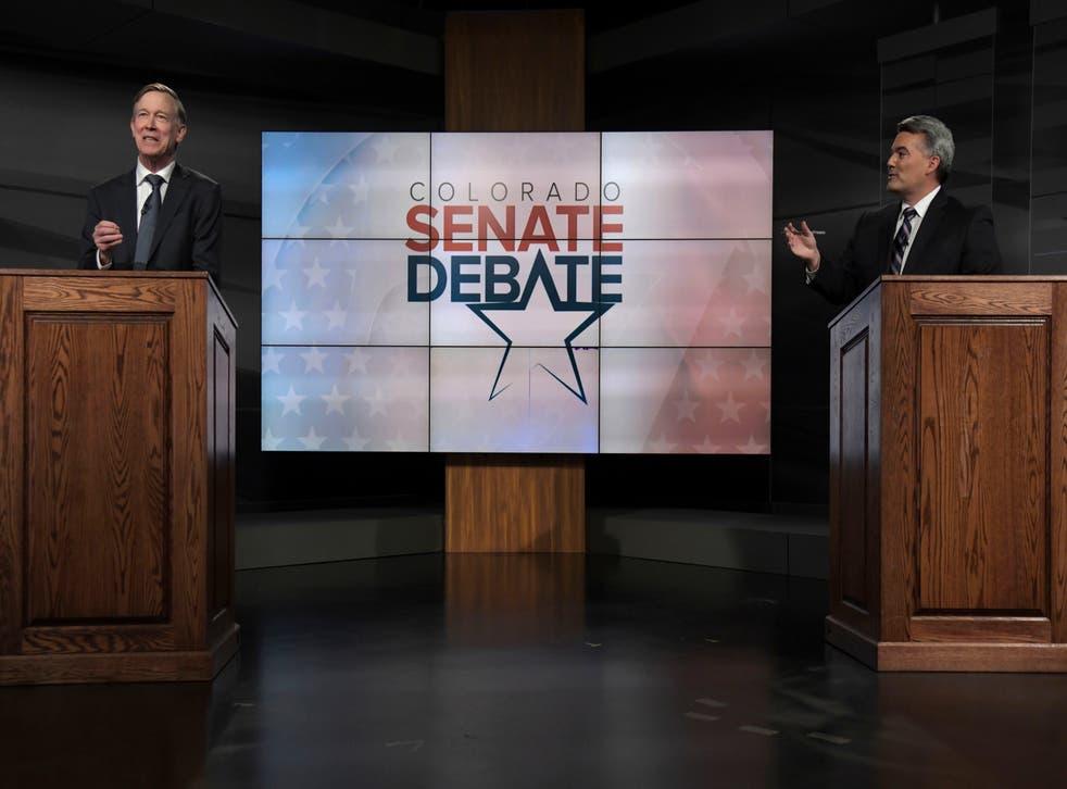 Election 2020 Colorado Senate
