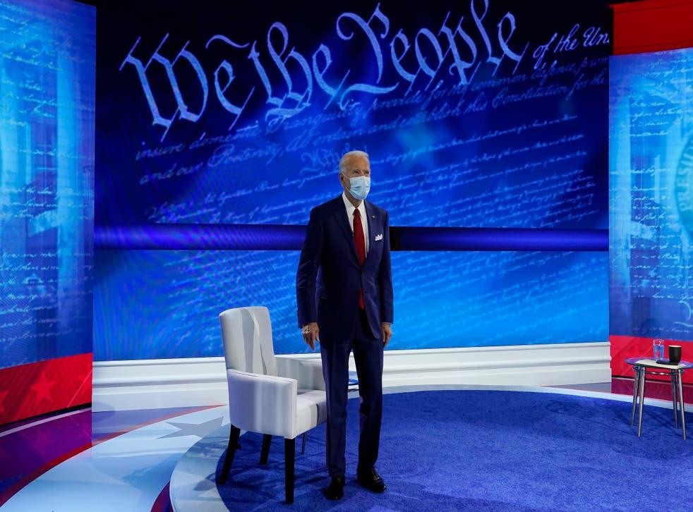 Elección 2020 Biden