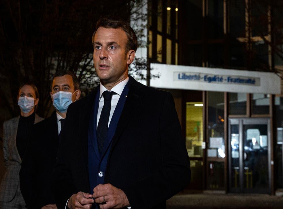 France Teacher Decapited
