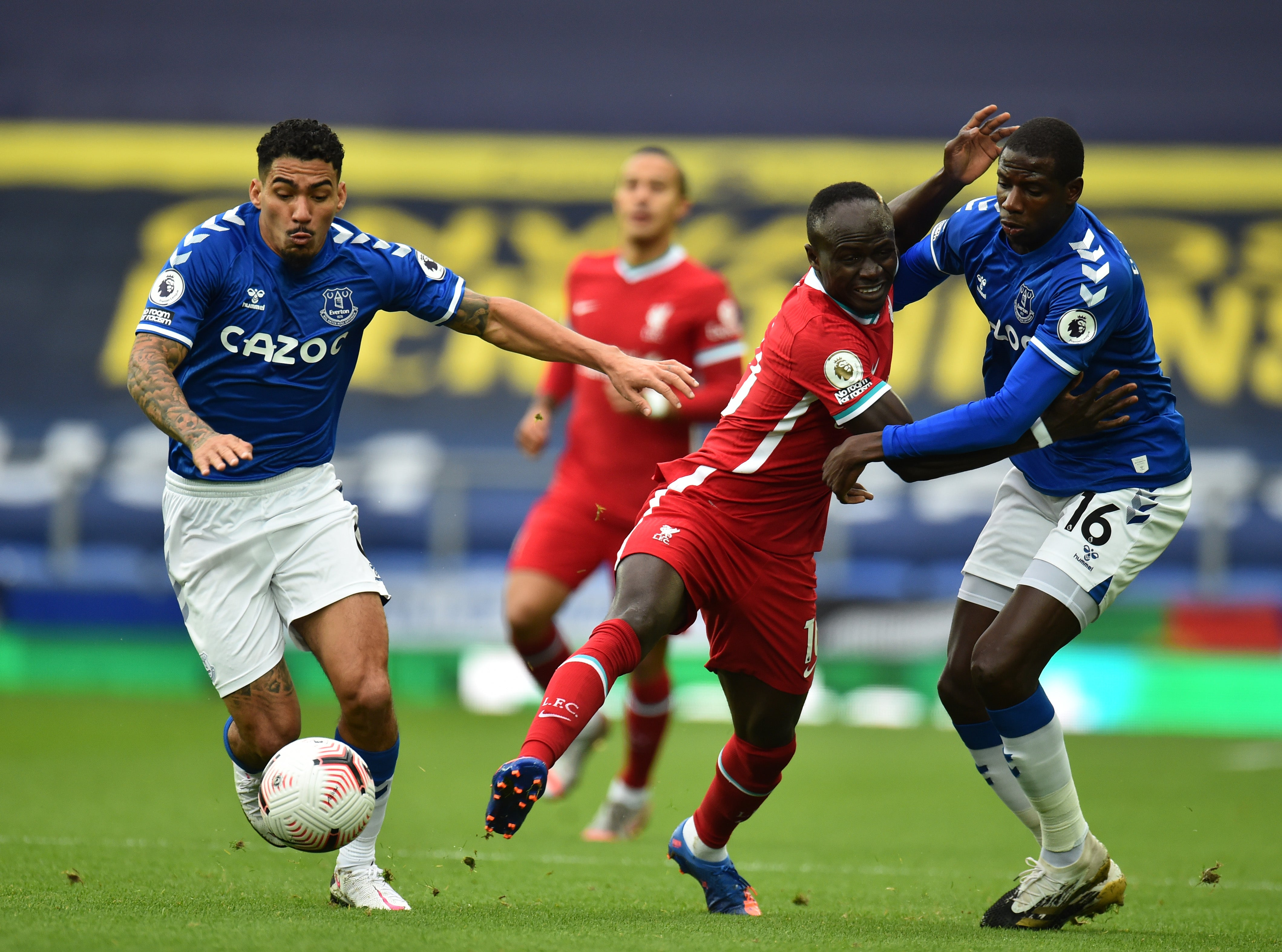 Everton vs Liverpool result, final score and match report | The Independent