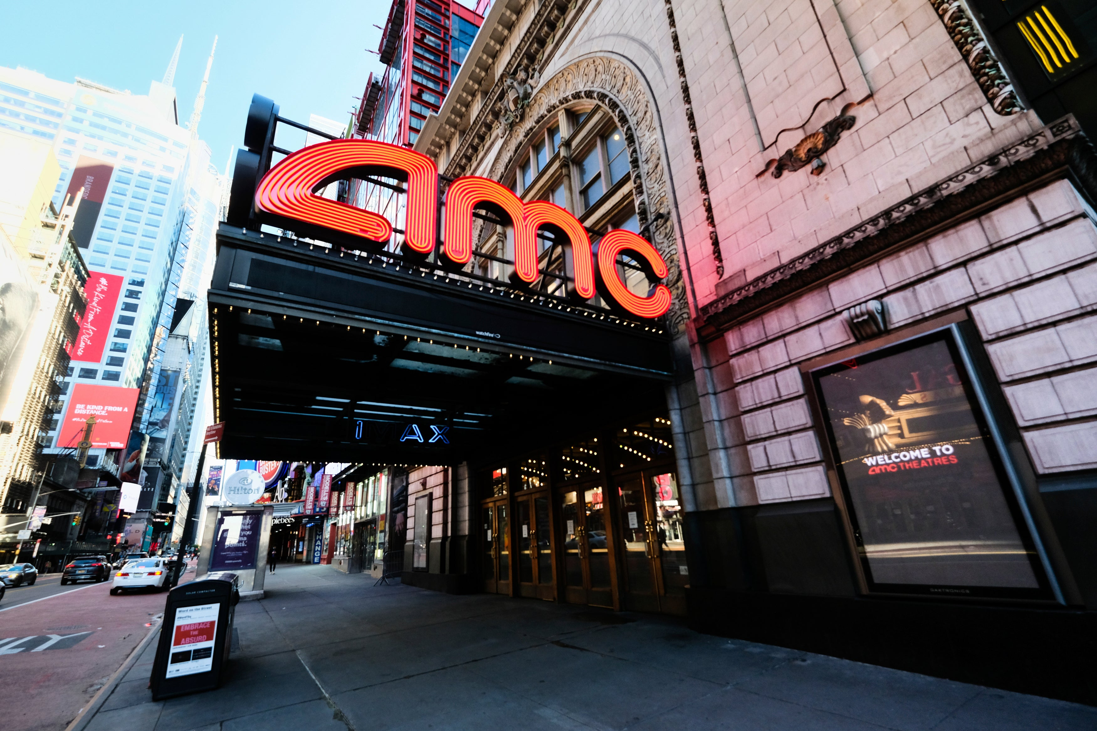 Cuomo: Movie theaters in NY can open Friday, with limits New York AP School School Andrew Cuomo