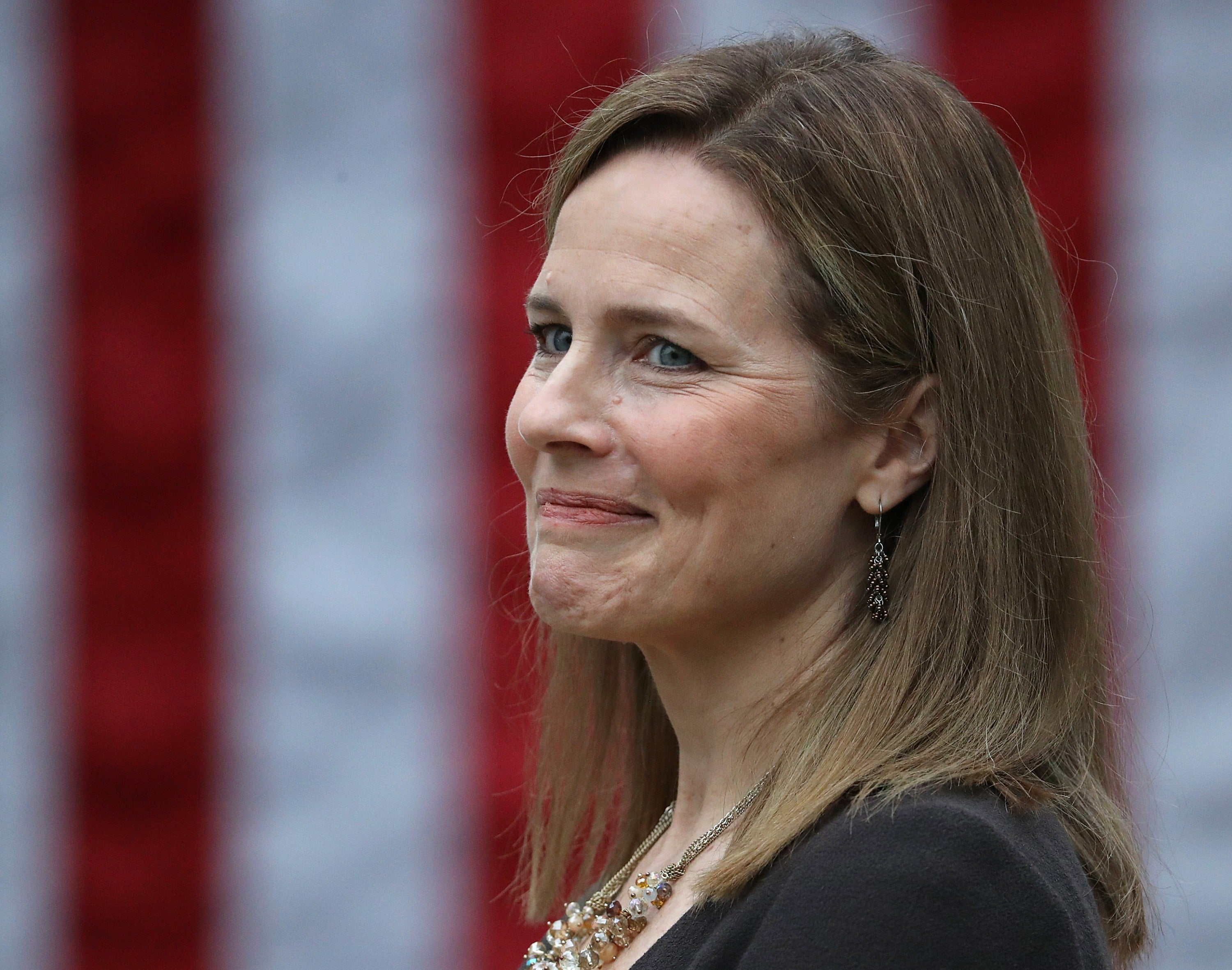 Amy Coney Barrett to hear climate lawsuit against Shell despite conflict of interest claims