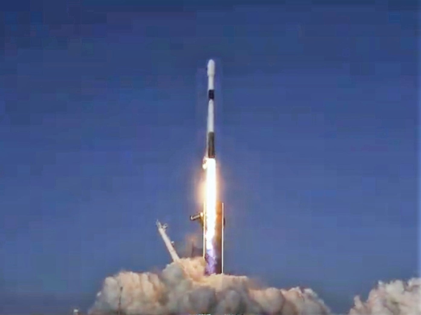 spacex starlink launch elon musk.'