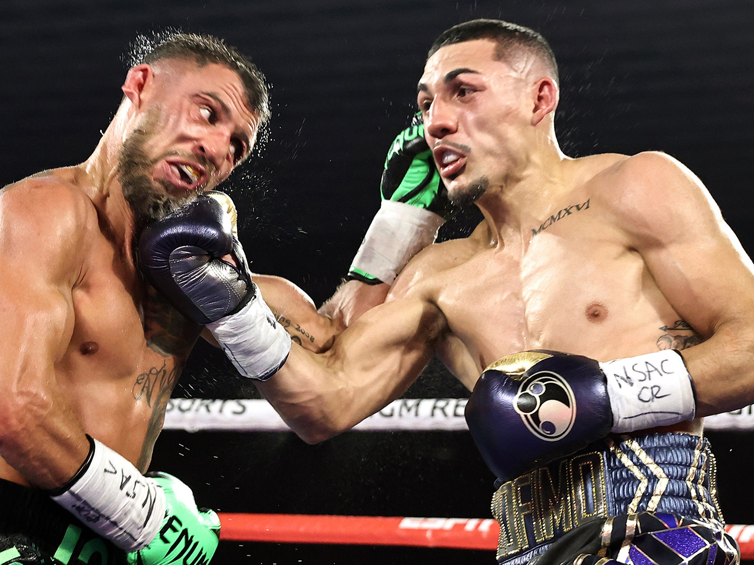 Teofimo Lopez wins battle of minds against Vasyl Lomachenko as he turns the impossible into the routine