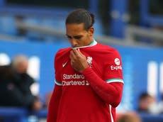 Van Dijk suffers ACL damage in major blow to Liverpool