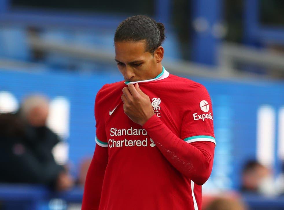 Liverpool boss Jurgen Klopp hoping for 'miracle' Virgil Van Dijk return |  The Independent