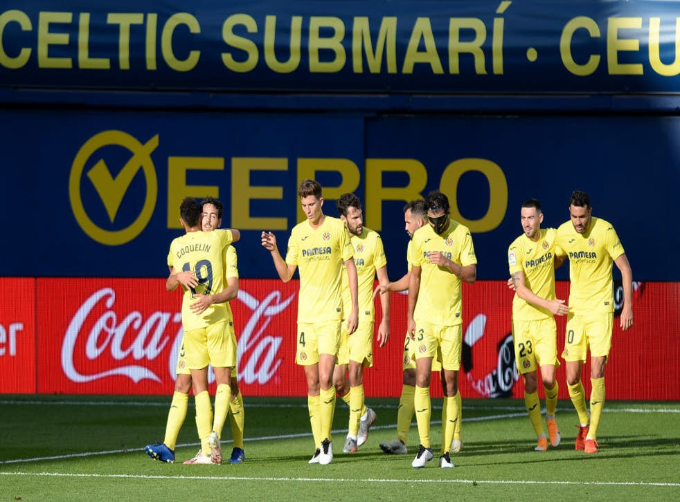 Los fichajes de ex jugadores del Valencia rindieron dividendos al Villarreal en el derbi regional.