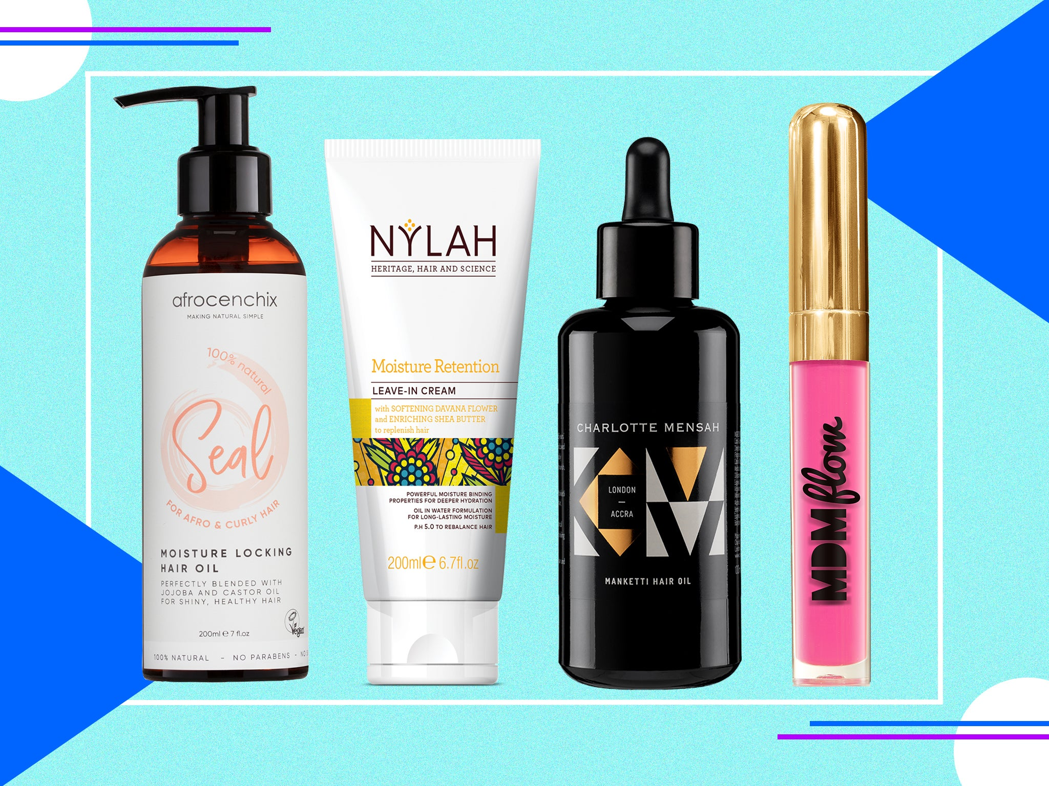 Best Black owned beauty and haircare brands 2020: Support