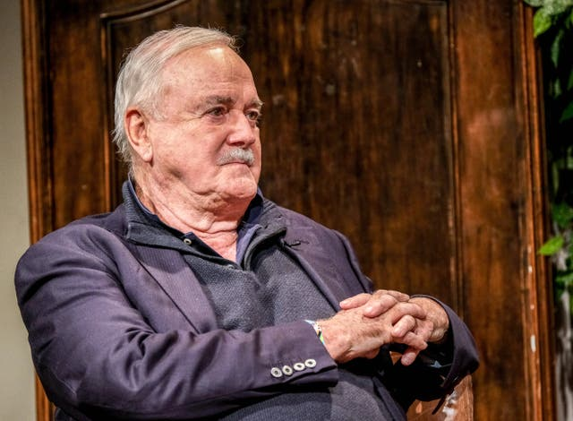 John Cleese is against the idea of 'cancel culture'