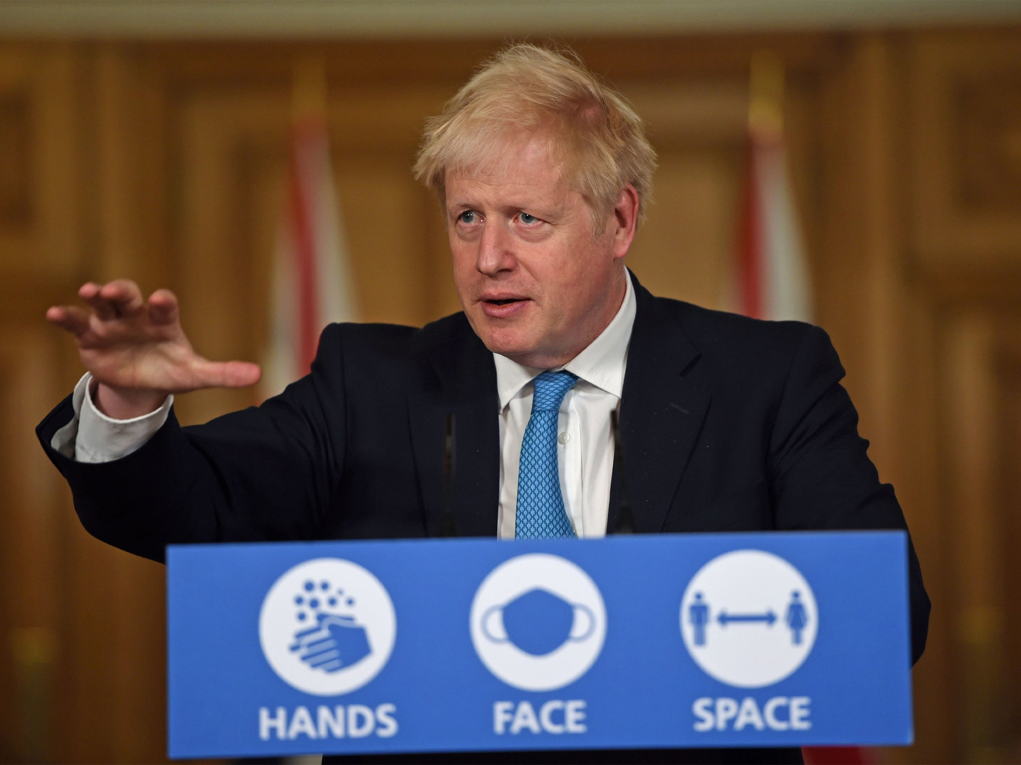 Boris Johnson has taken a political hit over the Manchester stand-off – whatever his ministers say