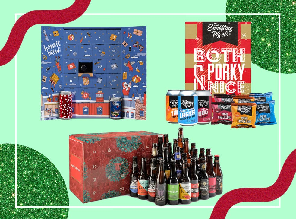 We were looking for an exceptional selection of booze, as well as giving extra credit to fancy packaging and extra gifts
