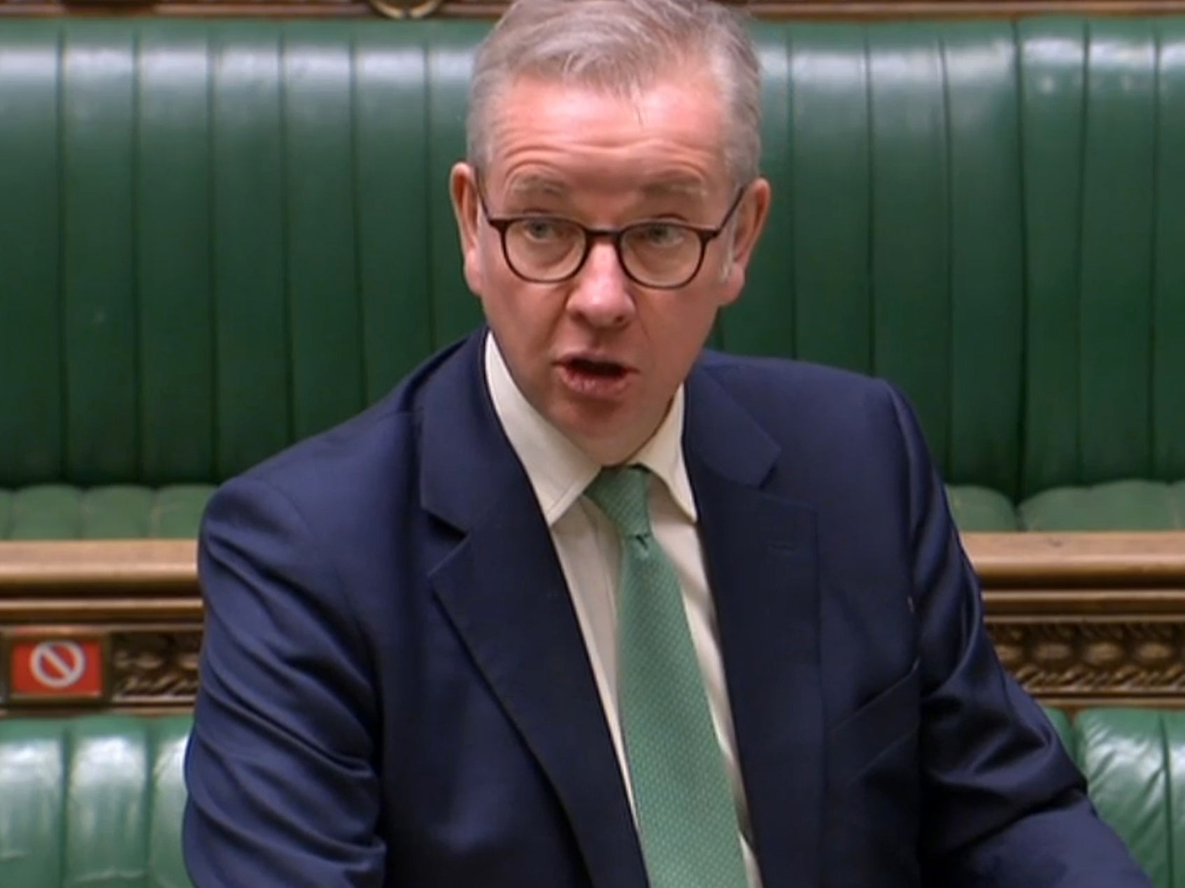 How sobering to think that in less than three months, Michael Gove will be even more shameless than he is now