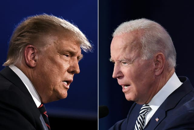 The president could capitalise on a Biden gaffe