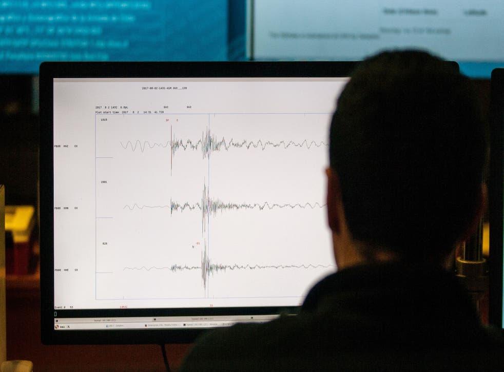 El Servicio Nacional de Meteorología lanzó la advertencia para el sur de Alaska