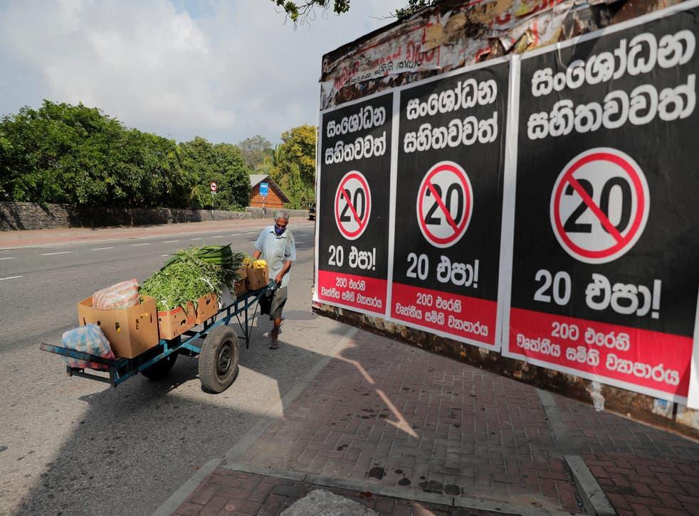 Sri Lanka Constitution