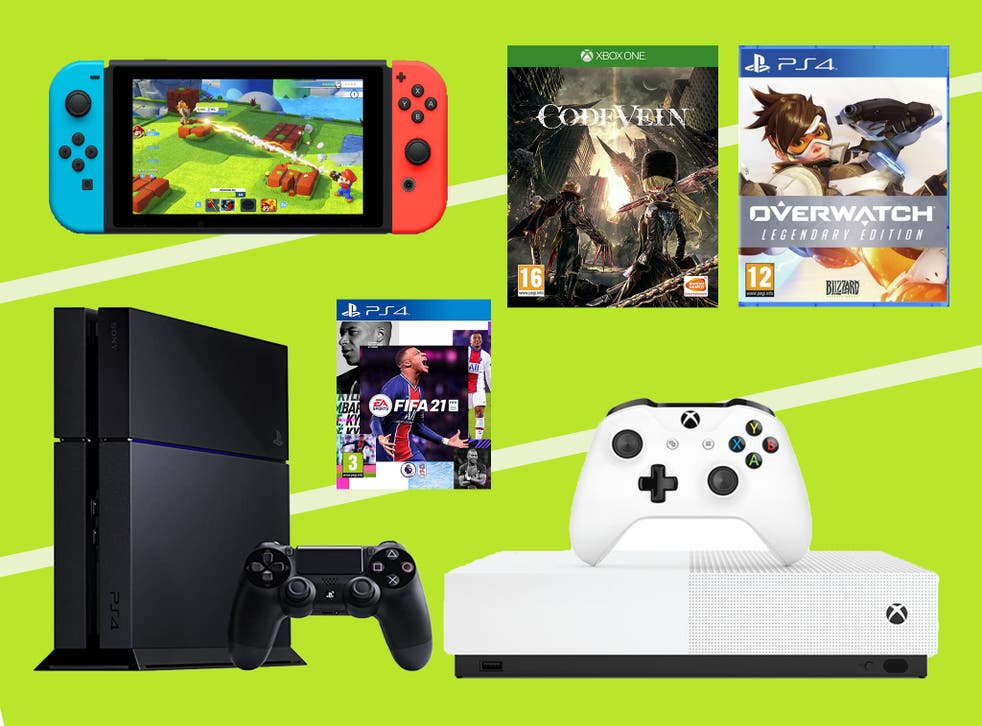 Best Cyber Monday Gaming Deals 2020 Fifa 21 Nintendo Switch Bundles And Ps4 Pro The Independent
