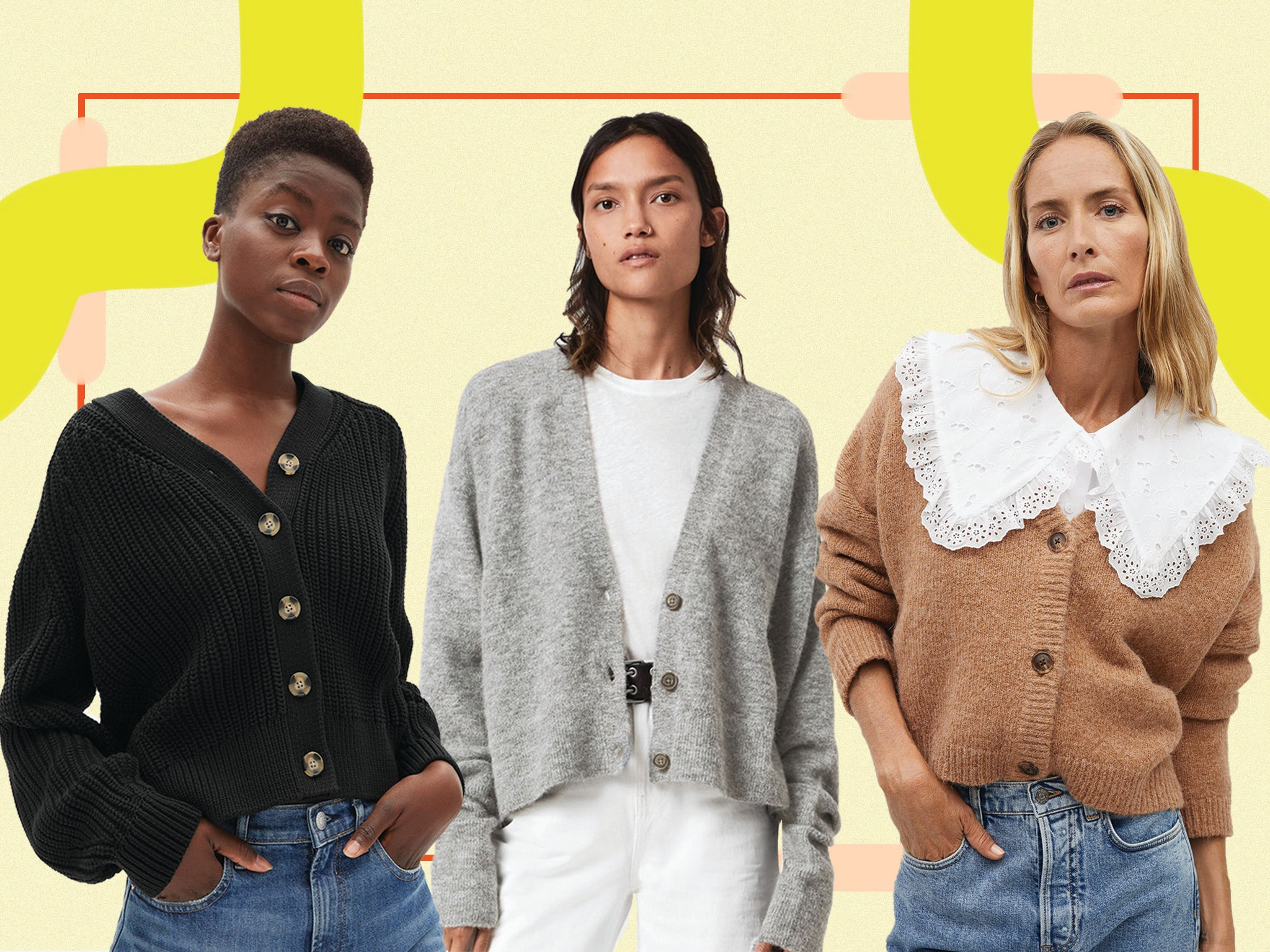 Best women's cardigan 2020: Chunky, cable knit and cashmere