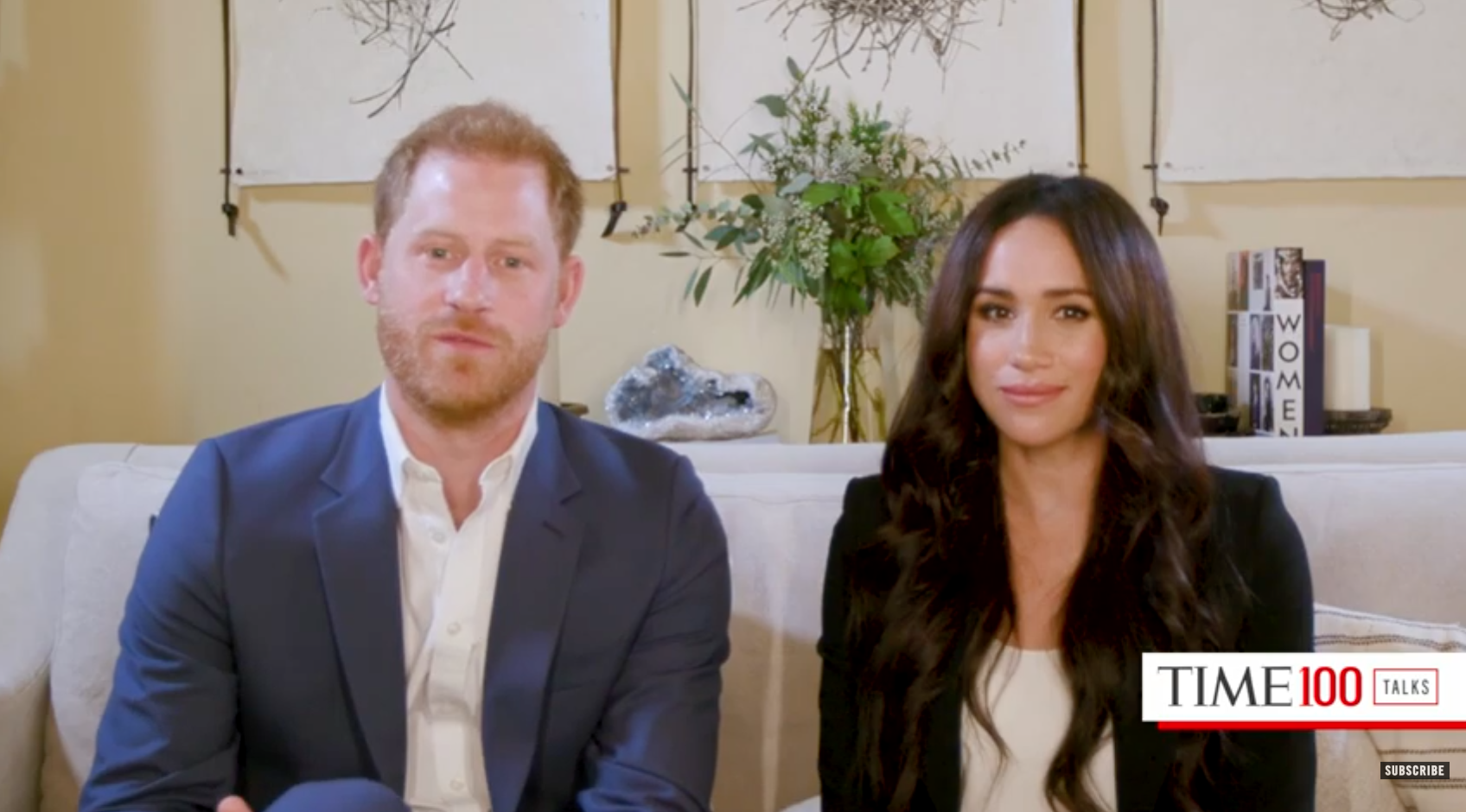 Meghan Markle and Prince Harry say they are 'embracing every moment' with Archie in lockdown