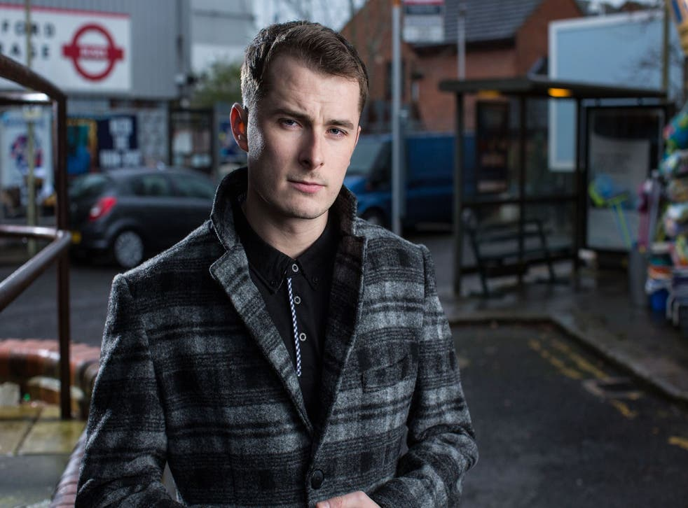 Max Bowden plays Ben Mitchell in EastEnders