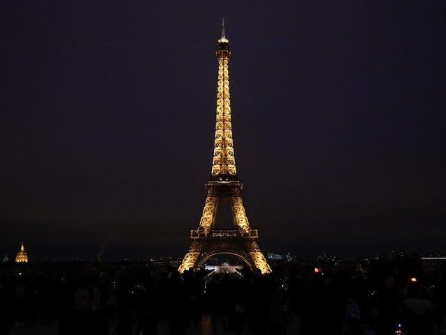 Eiffel Tower Latest News Breaking Stories And Comment The Independent