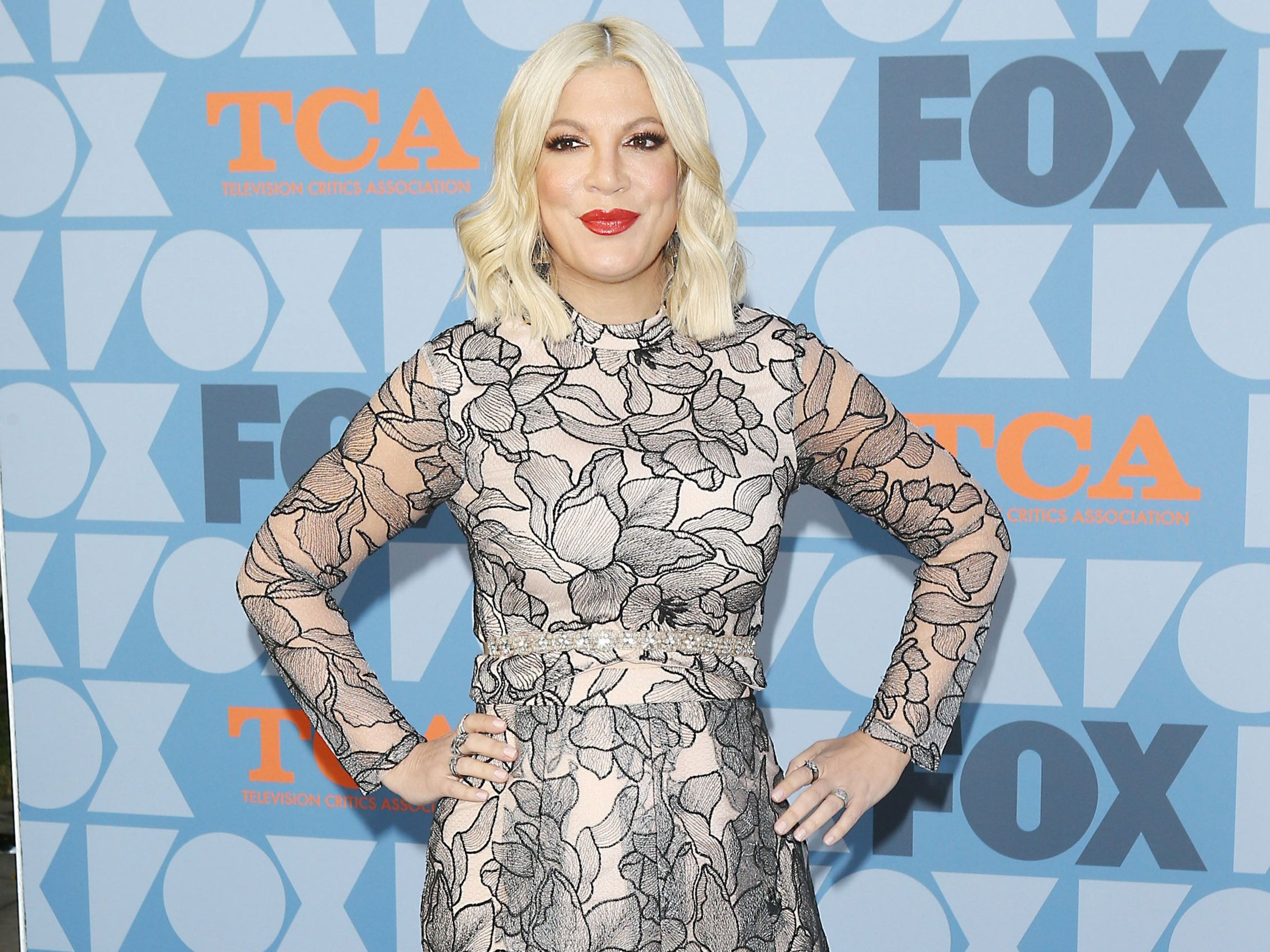 Tori Spelling opens up about being bullied over her appearance while on 90210: 'I used to hate my eyes'