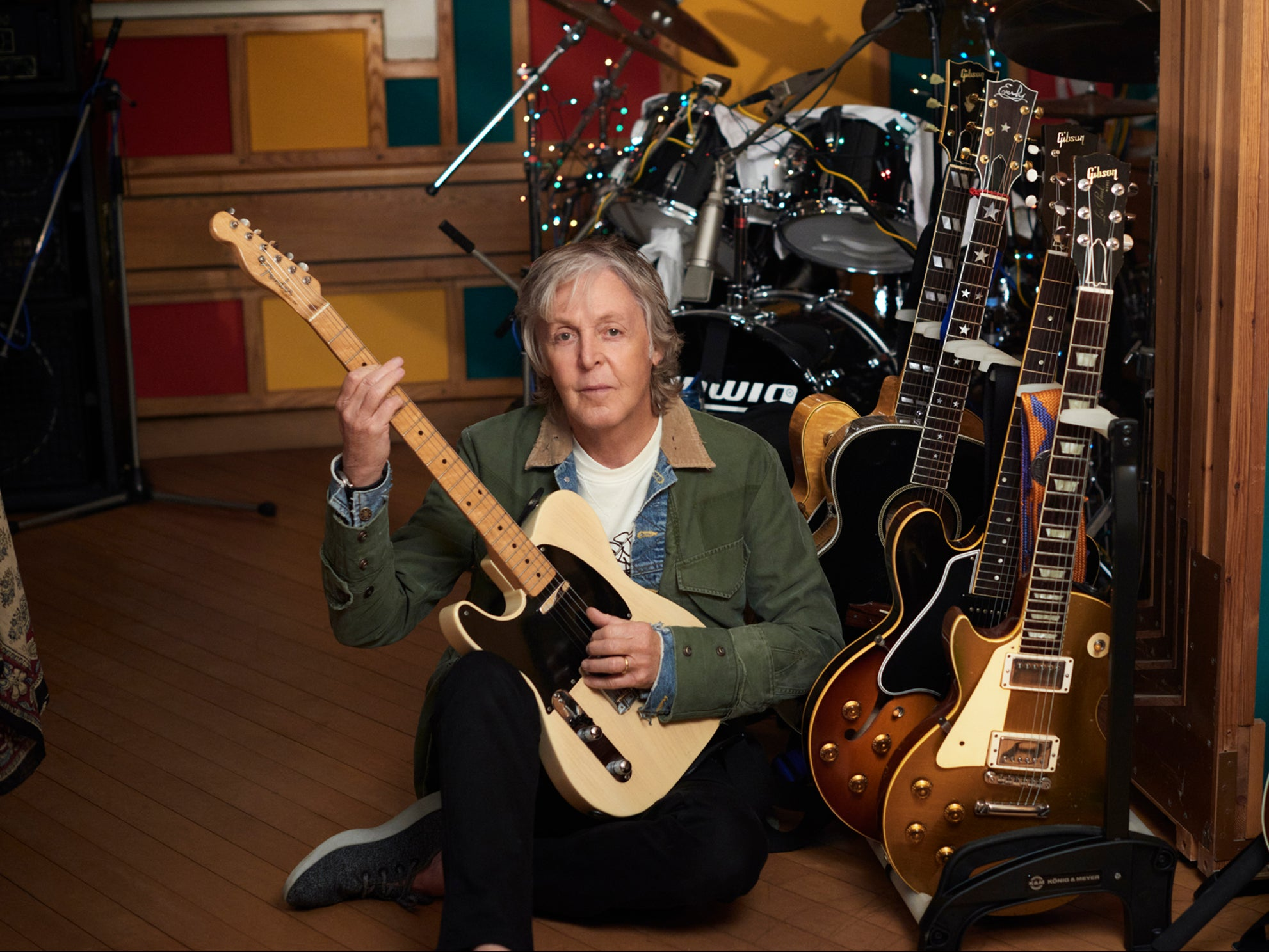 Paul McCartney to release third self-titled solo album recorded in lockdown