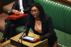 Kemi Badenoch hits out at 'appalling abuse' following controversial race report