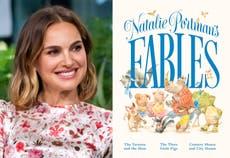 Natalie Portman da un nuevo giro a los cuentos clásicos infantiles con personajes femeninos