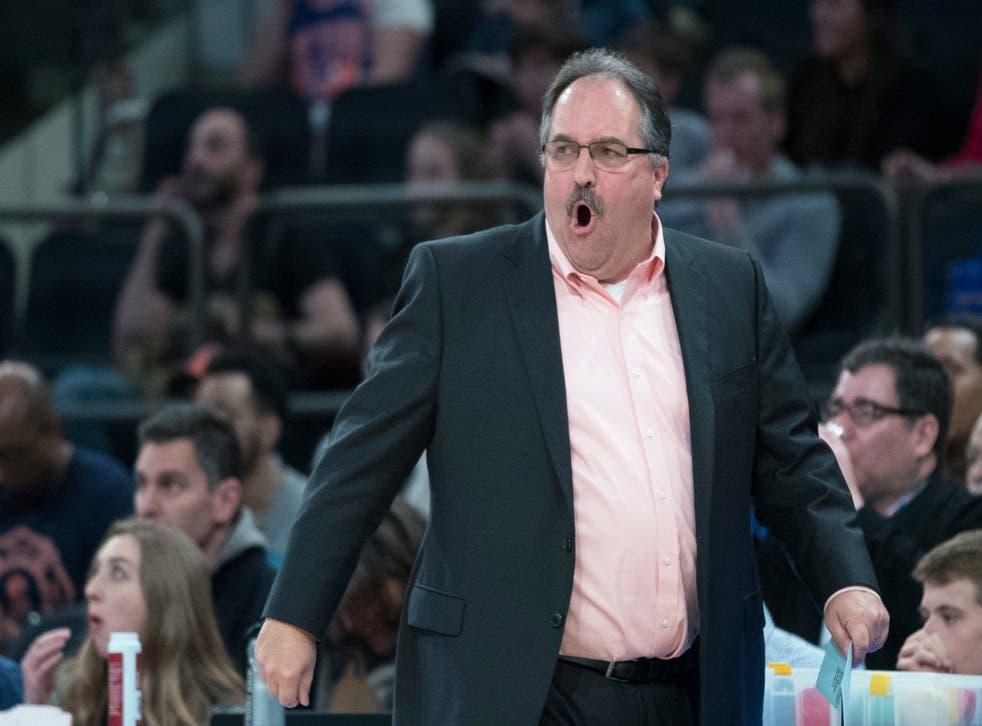Pelicans Van Gundy Basketball