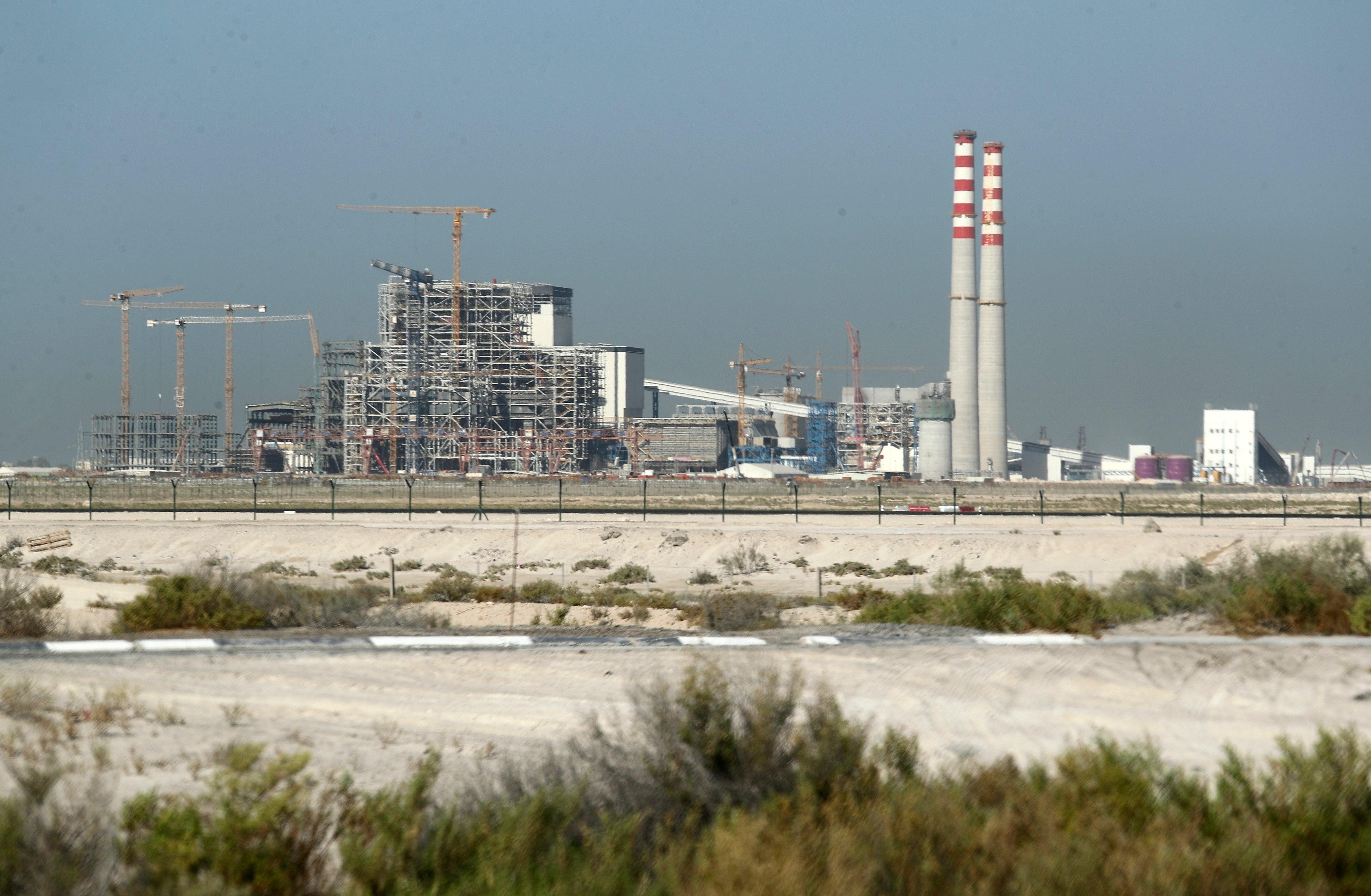 Dubai builds first coal power plant despite pledging world's lowest carbon footprint by 2050