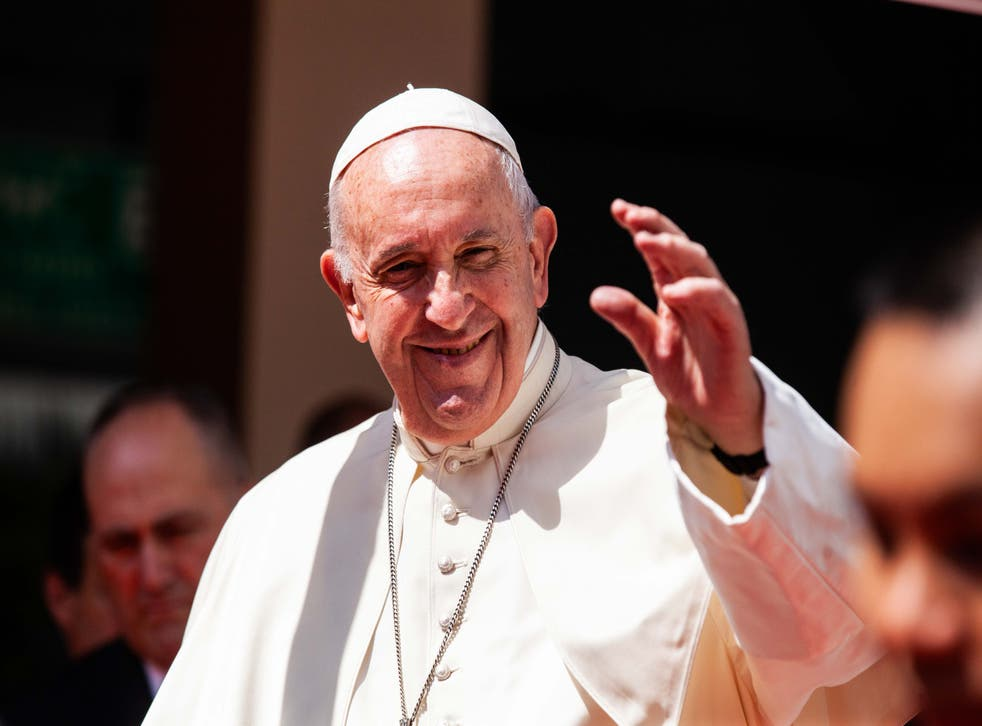 <p>Pope Francis</p>