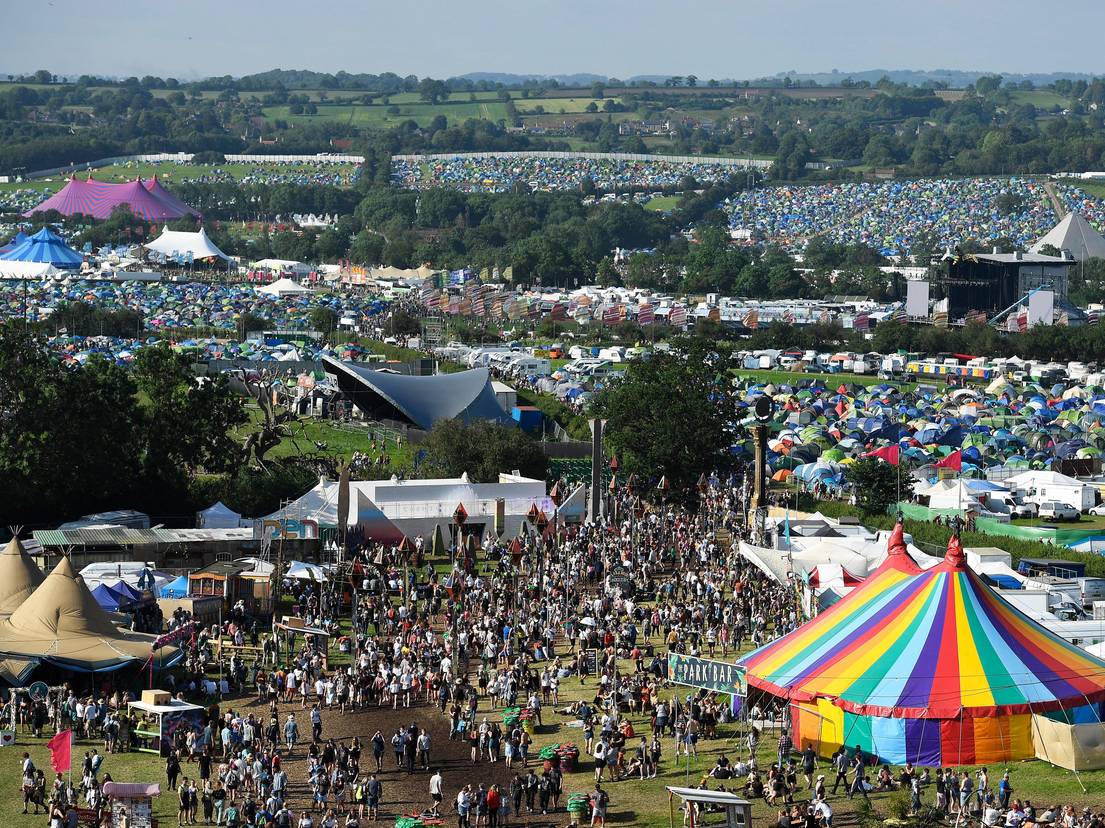 Glastonbury founder Michael Eavis gives update on 2021 festival