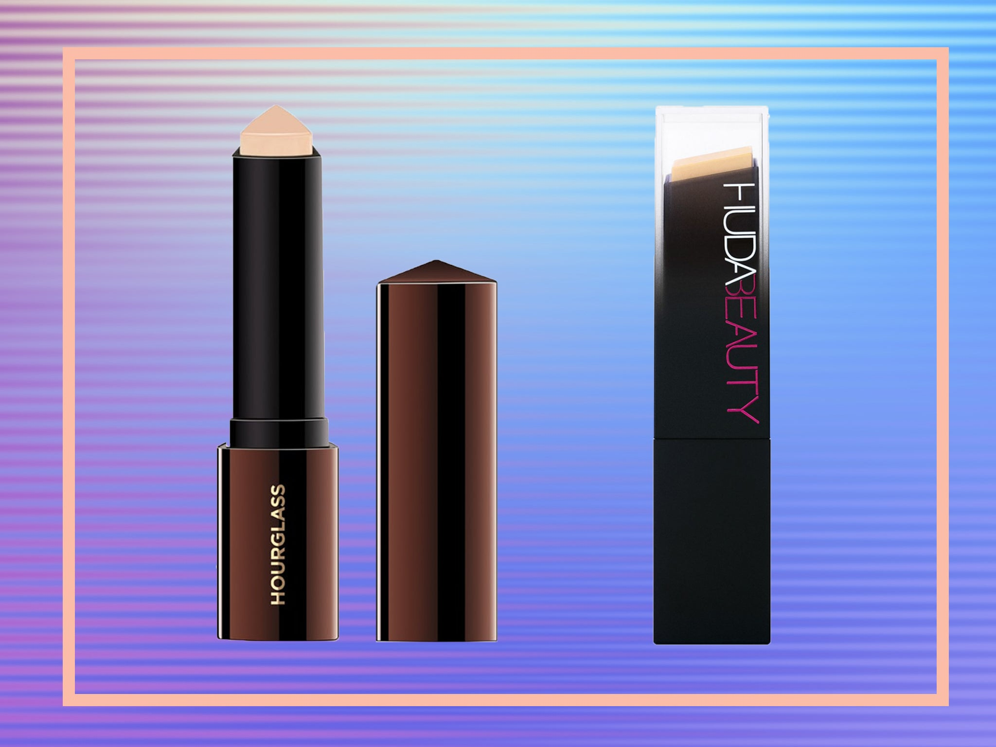 Huda Beauty Foundation Stick Review How Does It Compare To Hourglass S Formula The Independent