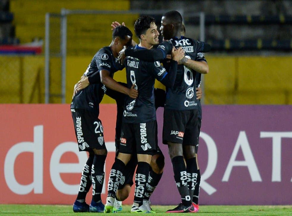 Independiente terminó con 12 puntos, tres menos que el actual monarca del torneo Flamengo
